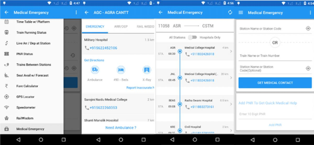 India gets its first Travel Medical Emergency Feature on Mobile