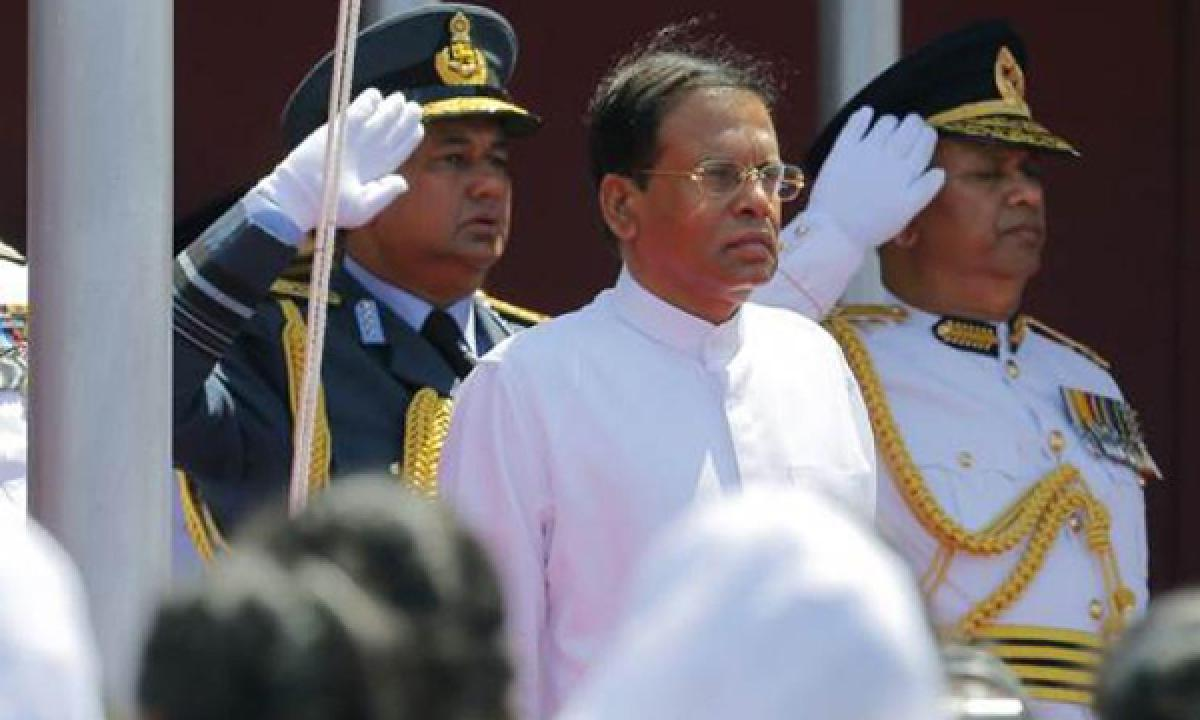 Sri Lanka cops arrests astrologer for predicting President