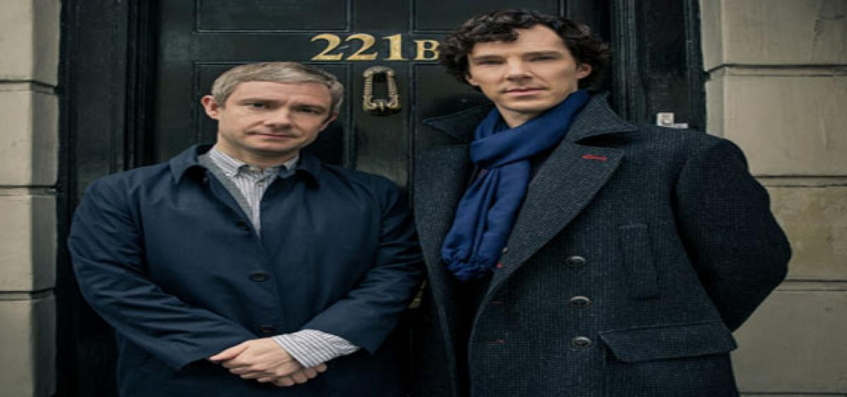 Sherlock might end with season four