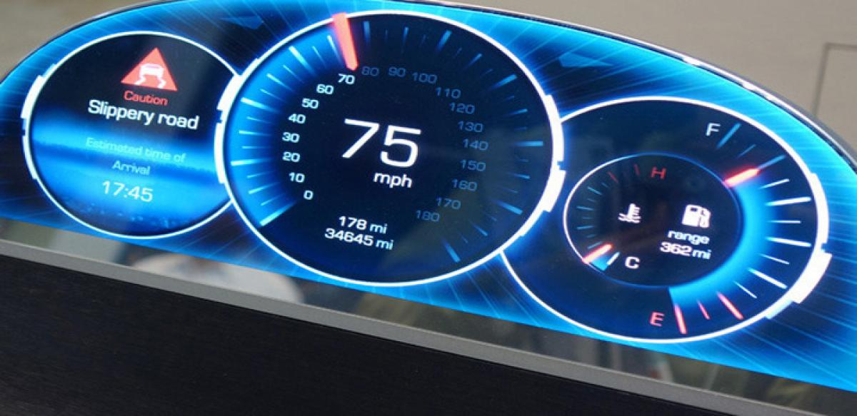 Car LCD screens to work in extreme cold, heat