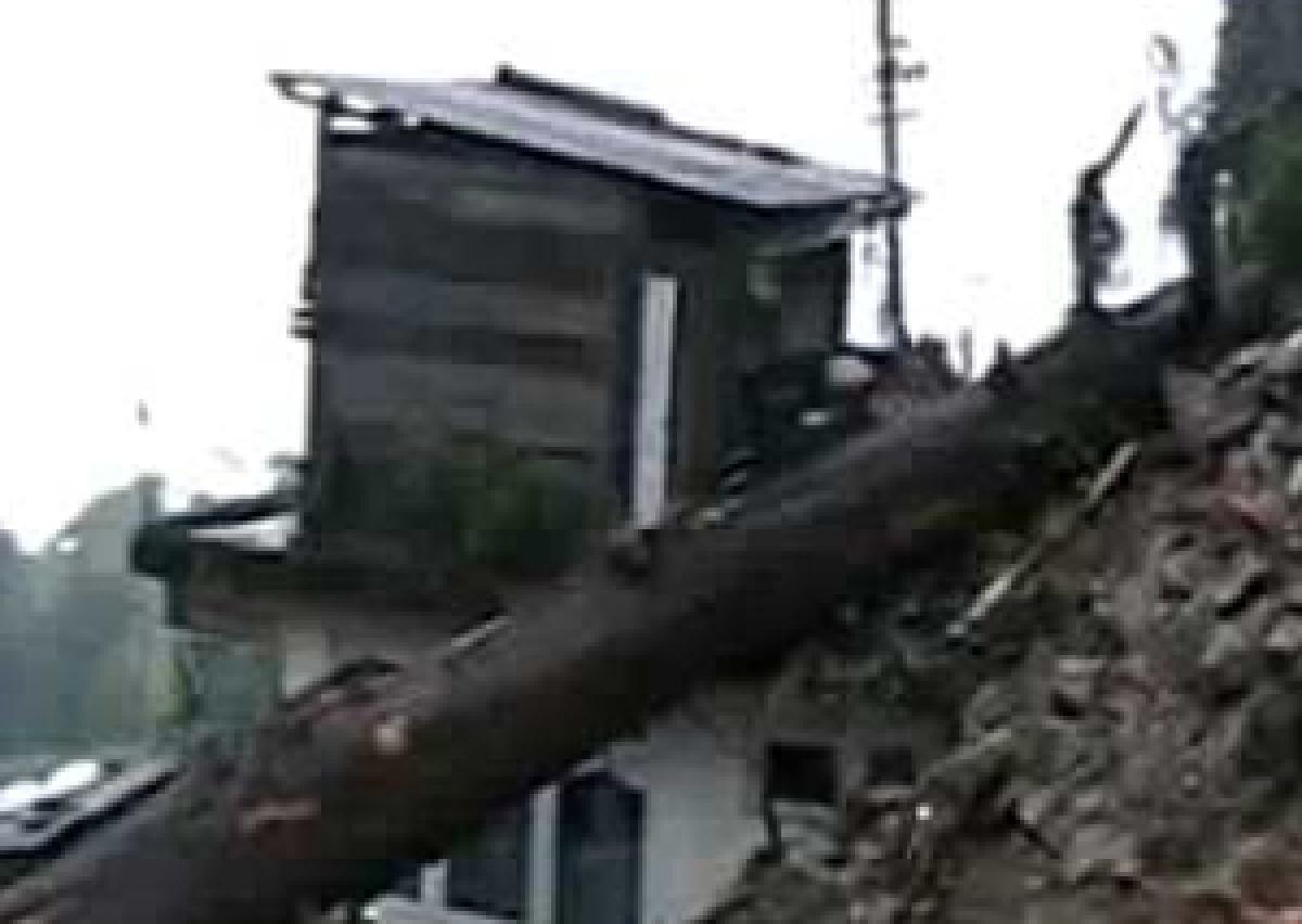 Darjeeling landslides claim 14 lives