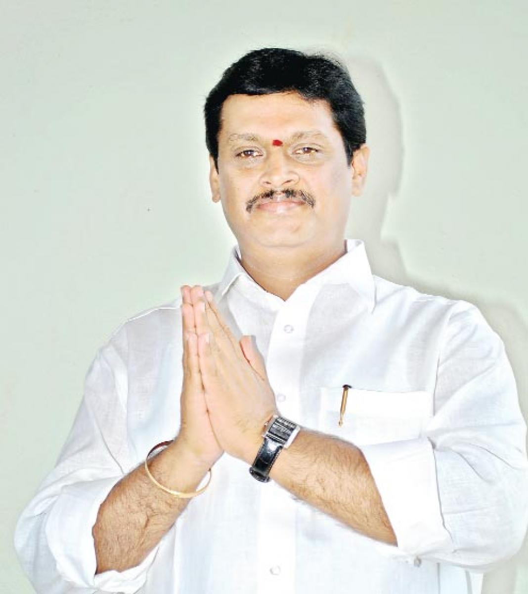 Sesha Reddy made YSRCP in-charge for Srisailam segment
