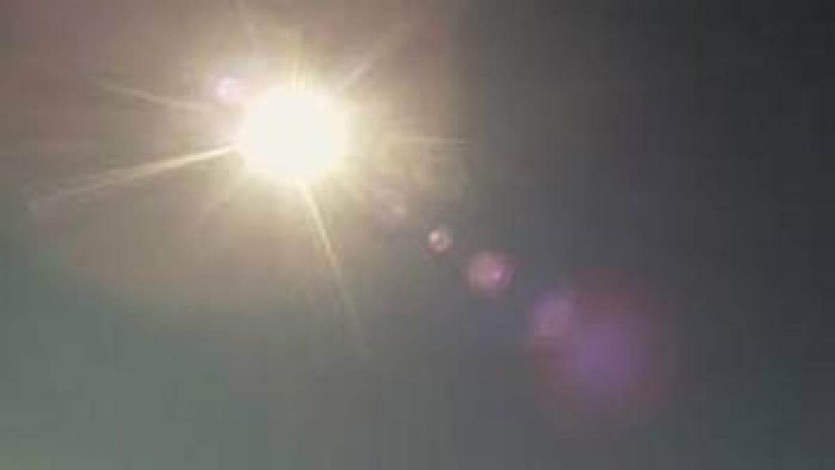 Blazing sun scorches State