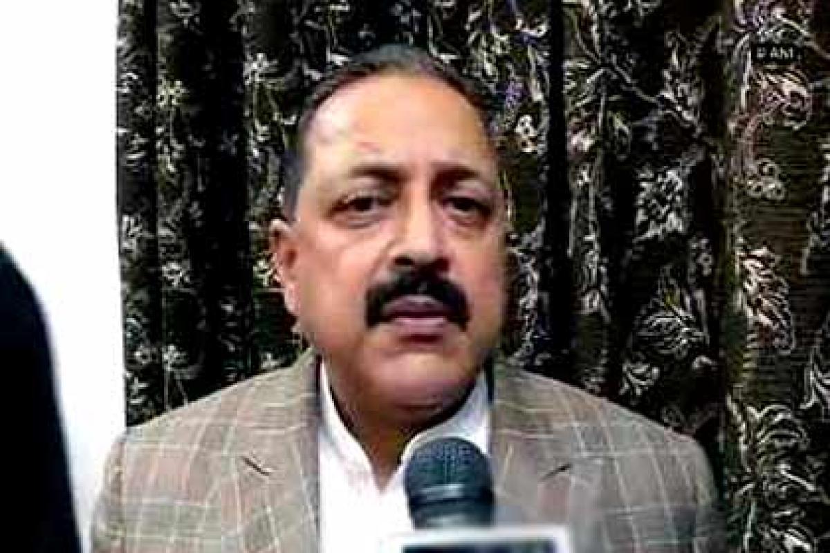 J-K Govt. to take final call on two-flag order: Jitender Singh