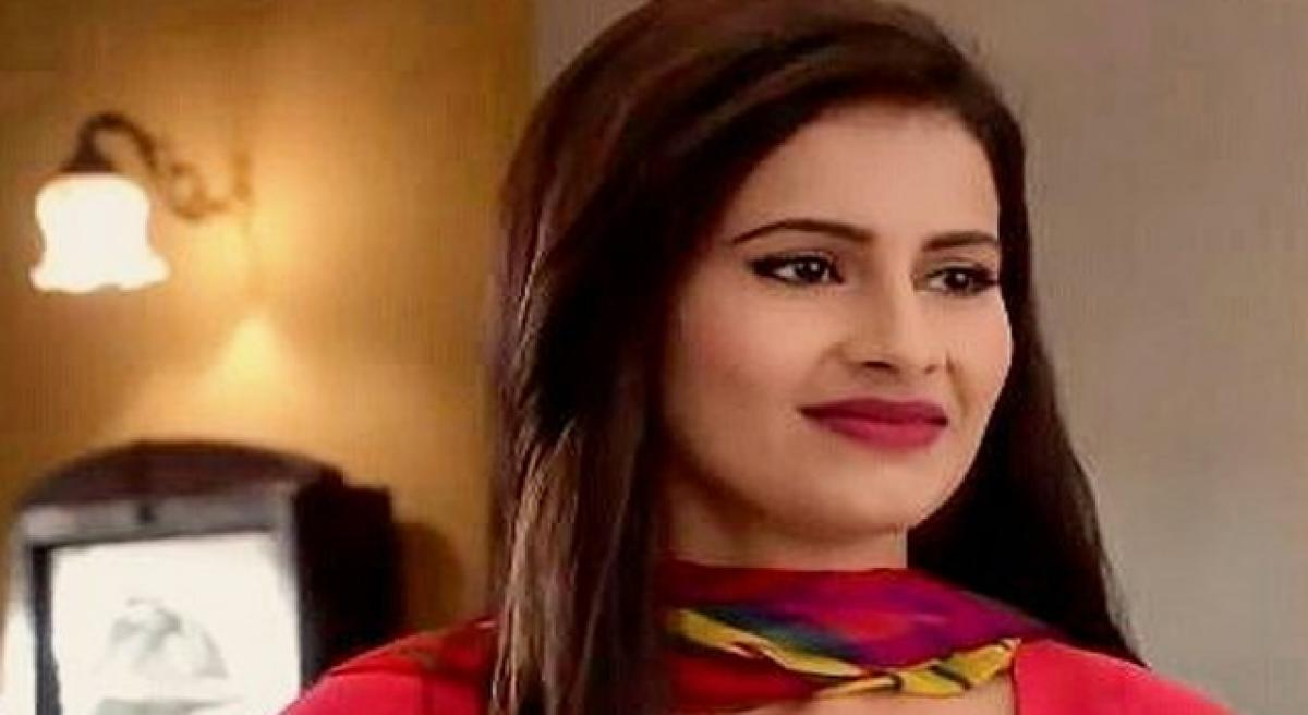 Shivani excited about  playing lead in Iss Pyaar...