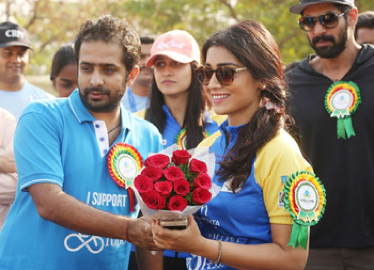 Tollywood dash at Infinity prelude