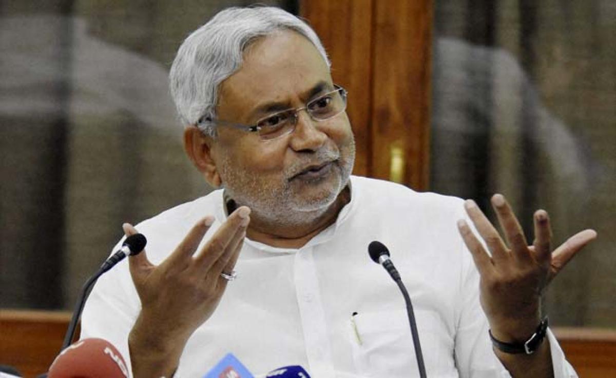 Siltation In River Ganga A Big Challenge: Bihar Chief Minister Nitish Kumar