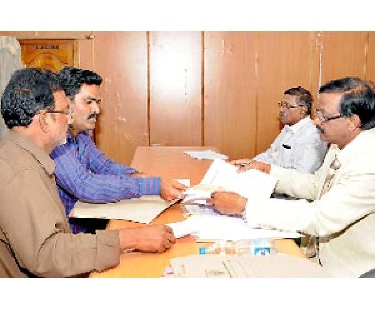 Officials apathetic in RTIAct implementation: Vijay Babu