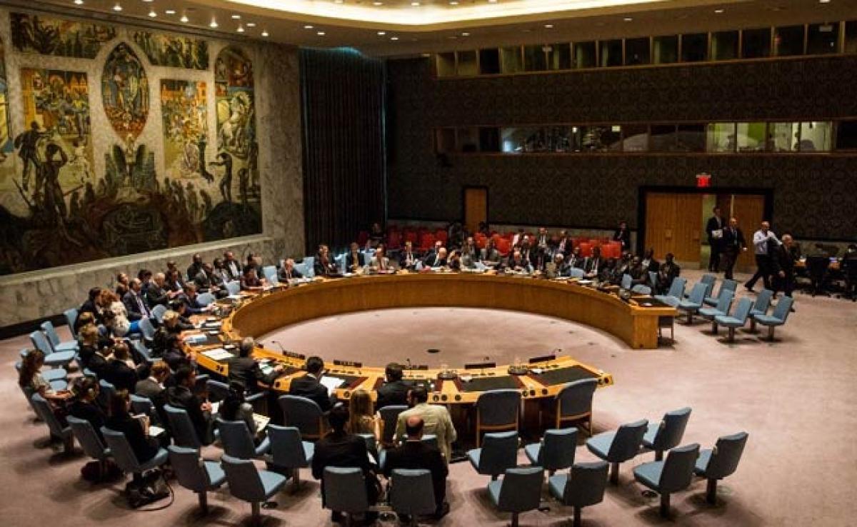 Russia Vetoes UN Draft Resolution On Syria Gas Attack Probe
