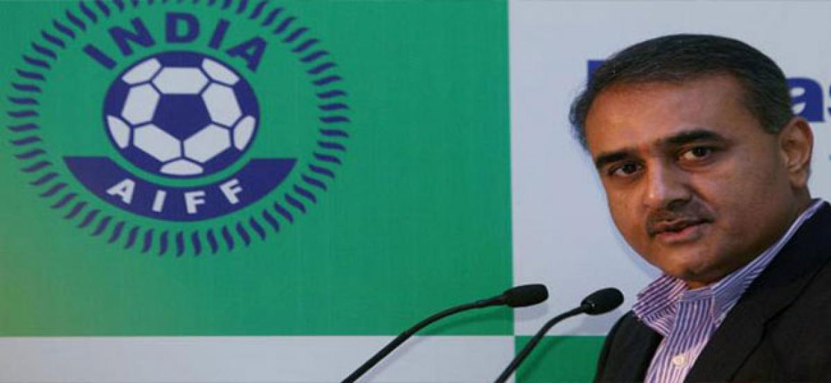All India Football Federation proposal hits roadblock
