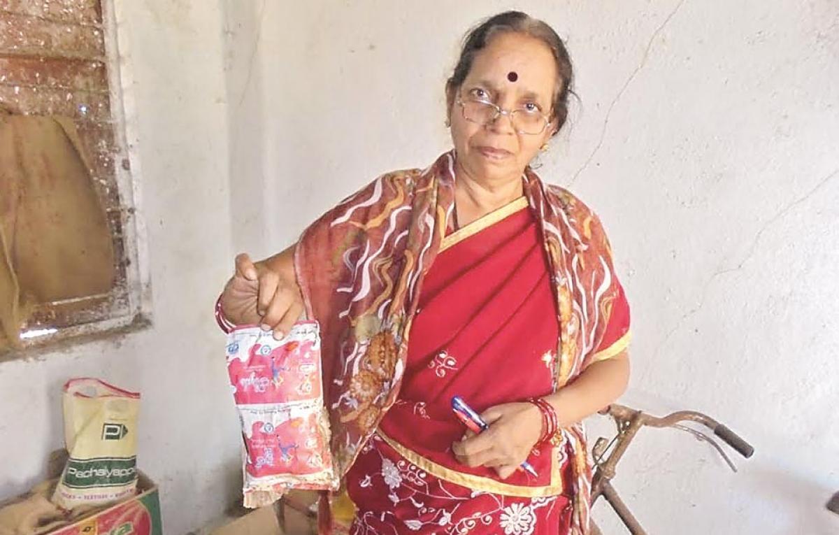 Milk supply cut for anganwadi centres