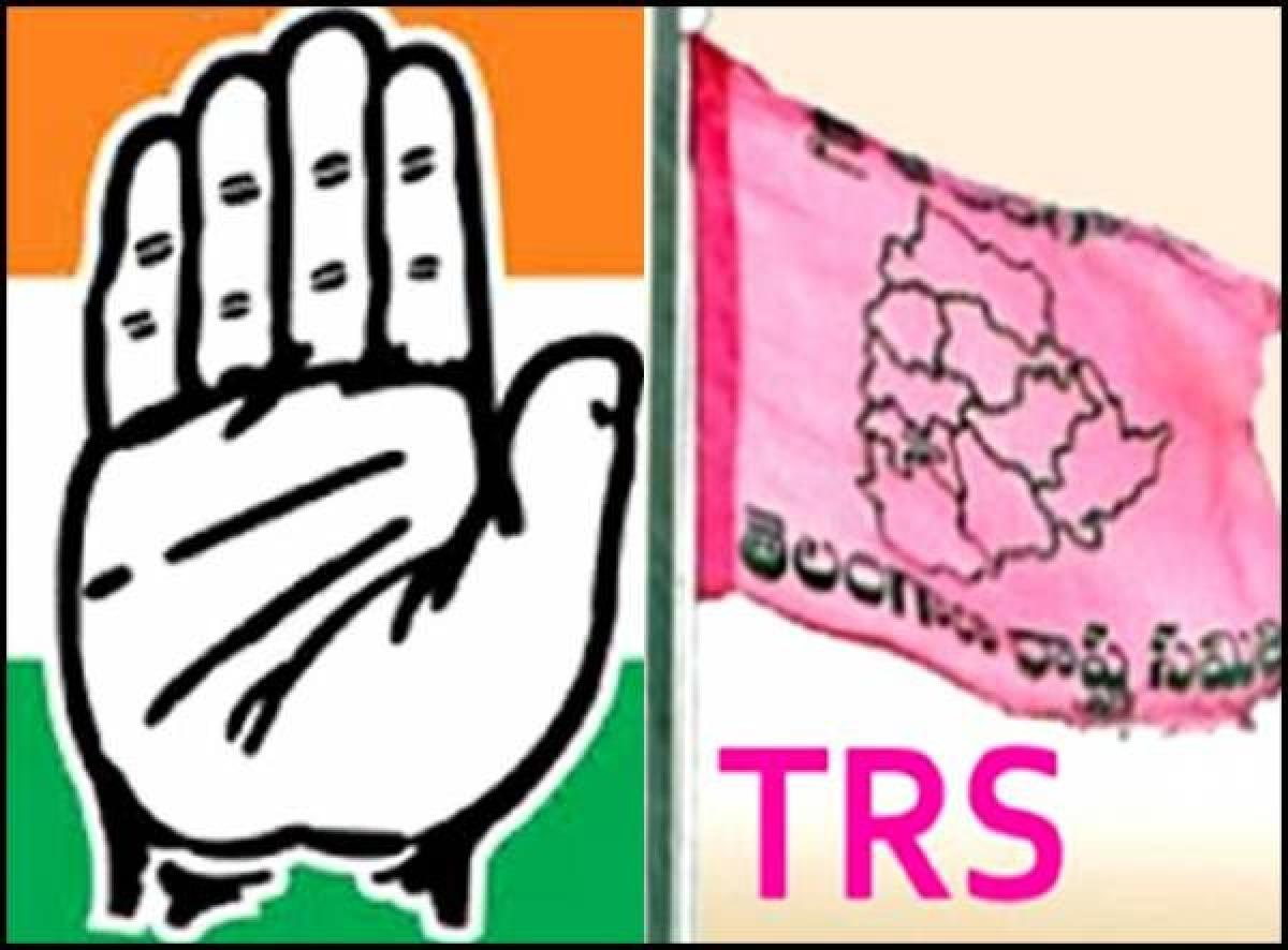Congress, TRS leaders trade war of words