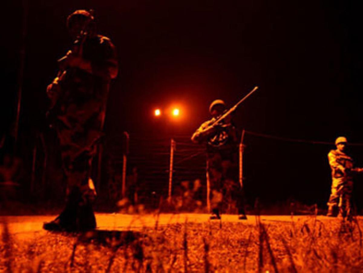 Security forces gun down guerrilla in Kashmir