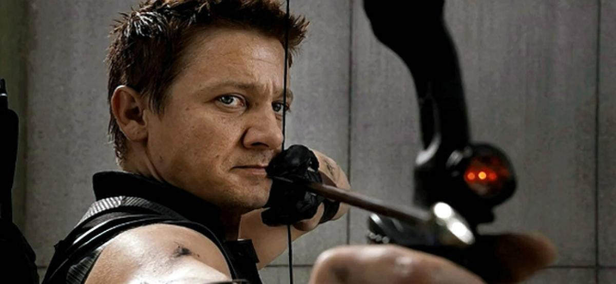 Jeremy Renner cast as Doc Holliday in new biopic