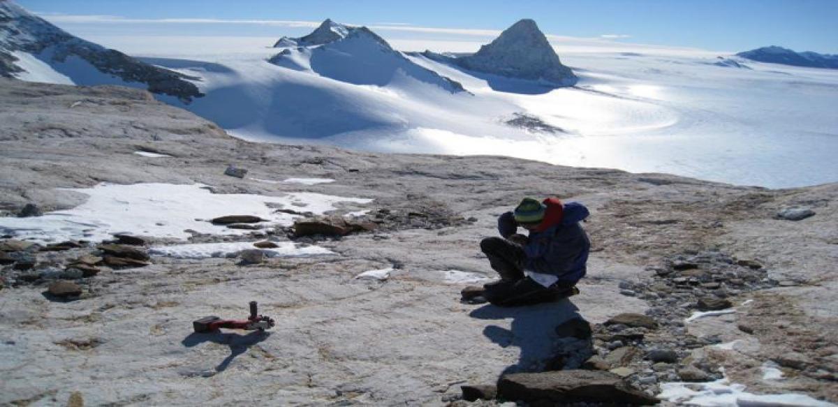 Melting ice sheet in Antarctica may impact sea level: Study