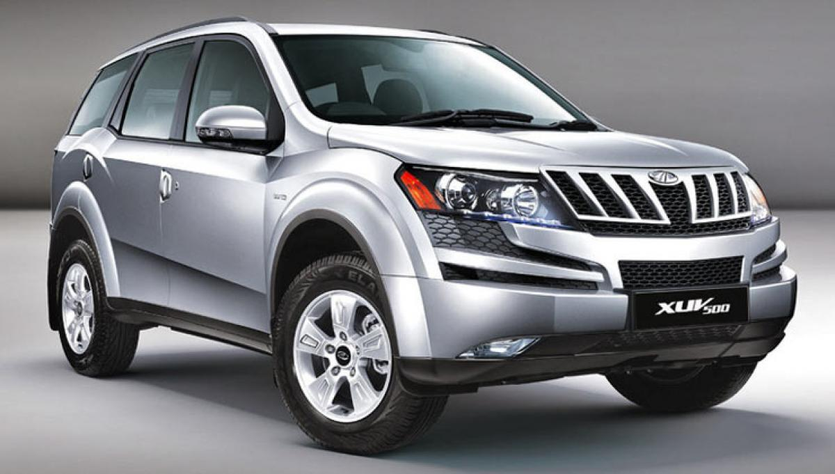 Mahindra XUV500 sale crosses 1.5 lakh mark