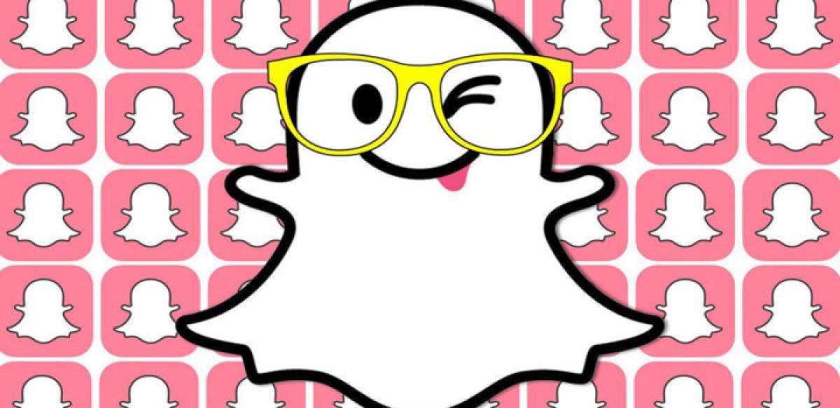 Snapchat working on smart glasses like Google Glass