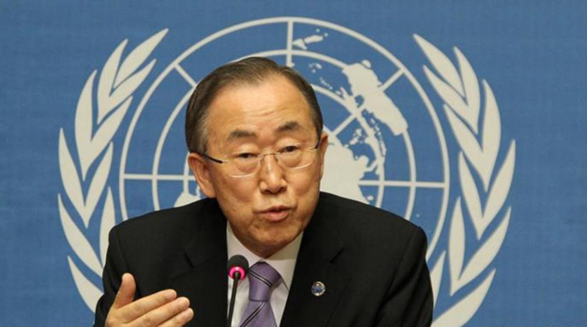UN chief slams killing of Bangladeshi blogger