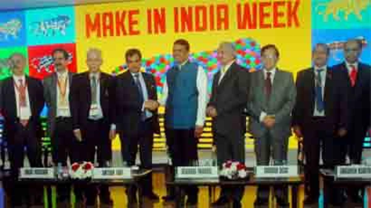 Make in India nets Rs 15.2 lakh crores from manufacturers