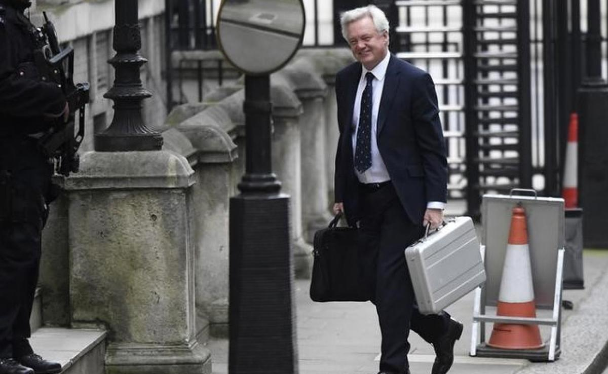 UK Cant Quantify Impact Of Leaving EU Without Trade Deal: Brexit Minister