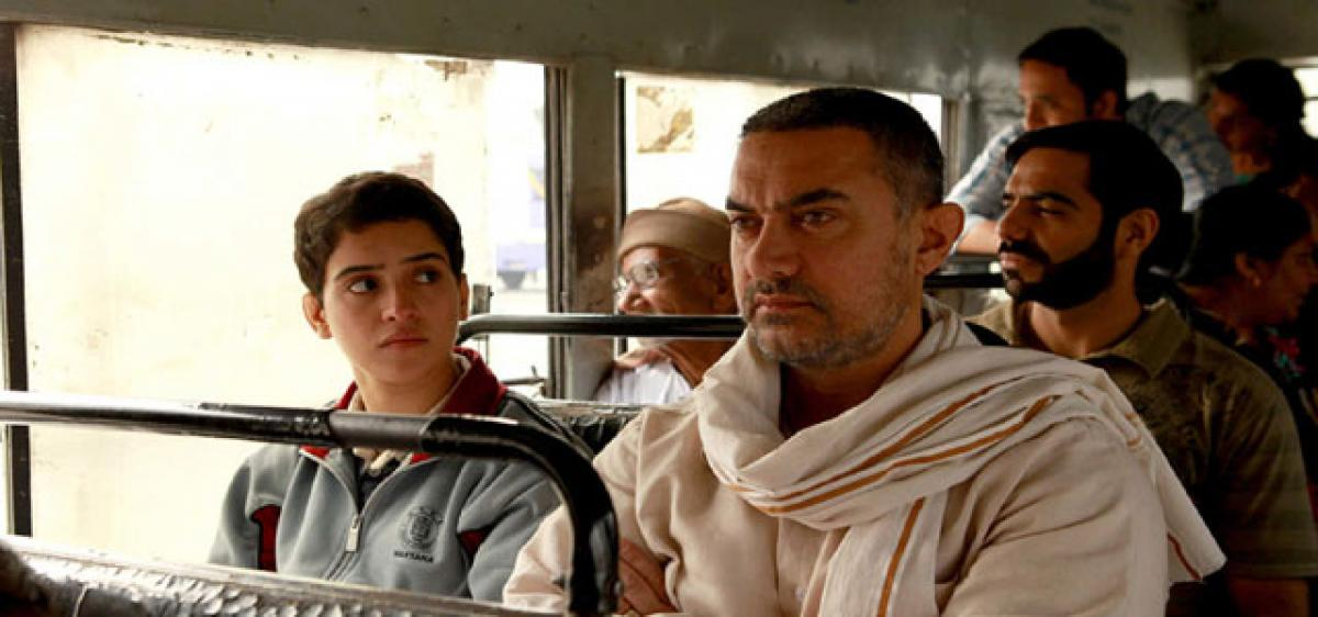 Dangal tops Chinese box office
