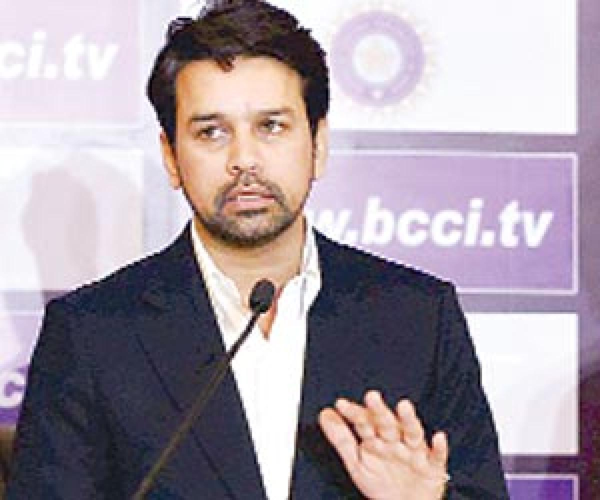 BCCI rules out ties with Pak