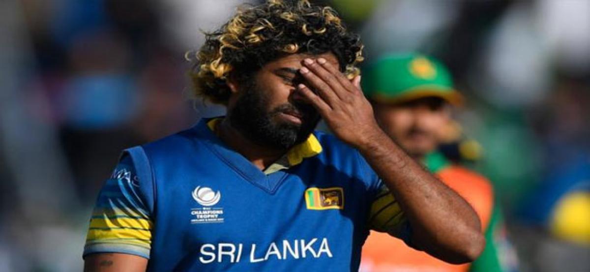 Lasith Malinga slapped with suspended ban