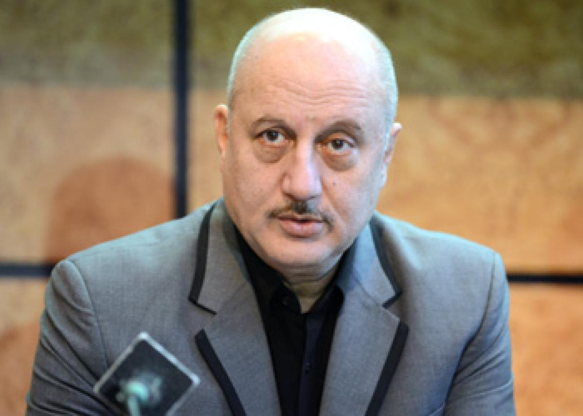 Padma Bhushan has come at interval of my acting career, says Anupam Kher