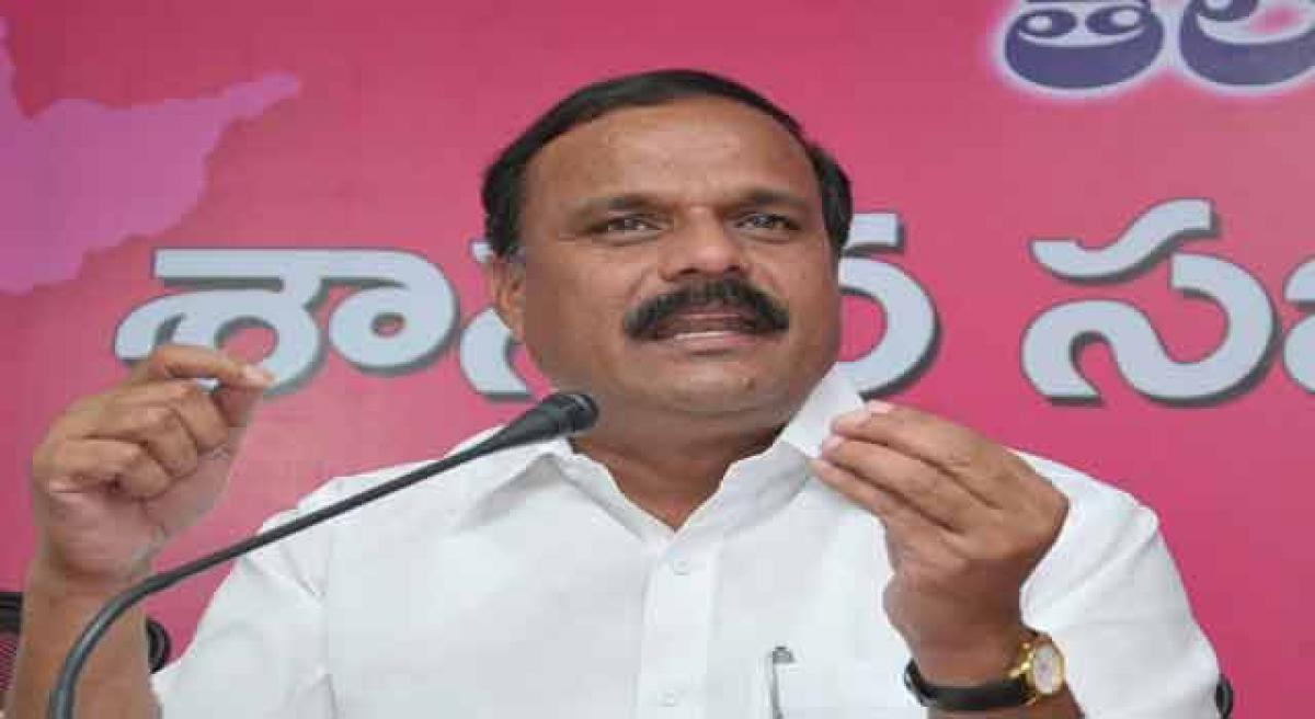 TRS leader decries BJP chief's remarks on State govt