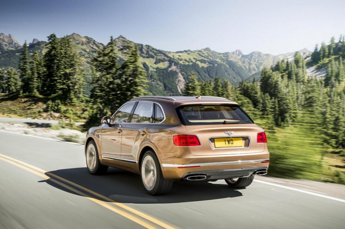 First look: Bentley Bentayga SUV hits Indian roads