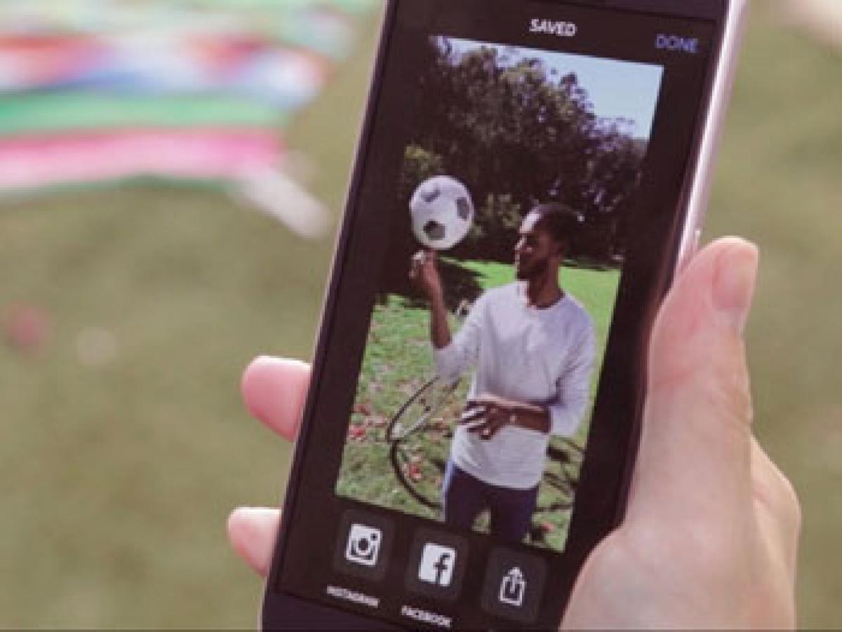 Instagram launches Boomerang  app to help create 1-second video loops