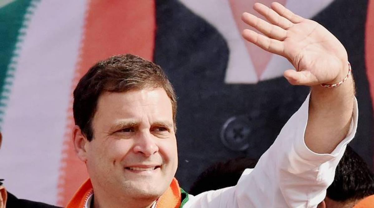 Need to make structural changes in Congress: Rahul after UP poll defeat