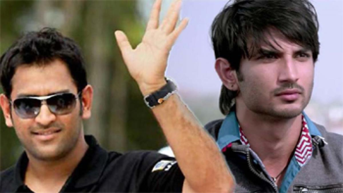 Sushant Singh grabs eyeballs in MS Dhoni - The Untold Story teaser