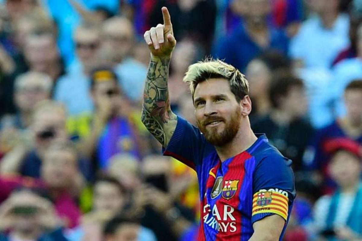 Messi makes a winning return; Atletico, Real stay on top