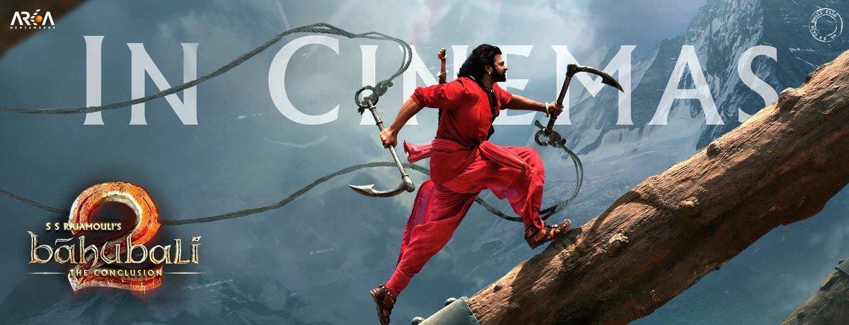 Prabhas Baahubali 2 Worldwide weekend box office collections