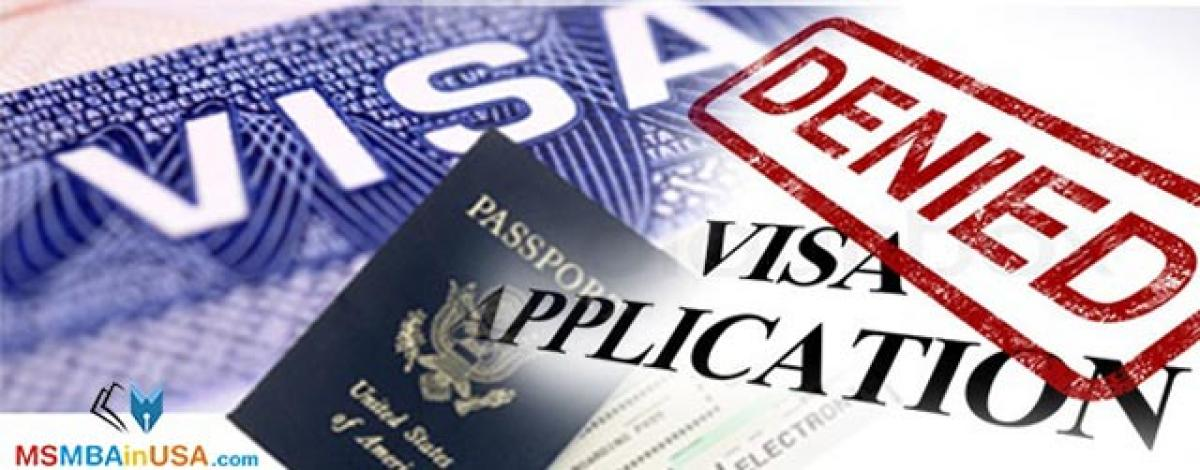 Visa rejection scare at Hyderabad Consulate haunts students