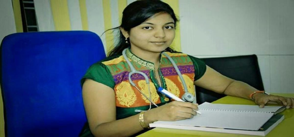 This doctor couple turns saviour of girl children