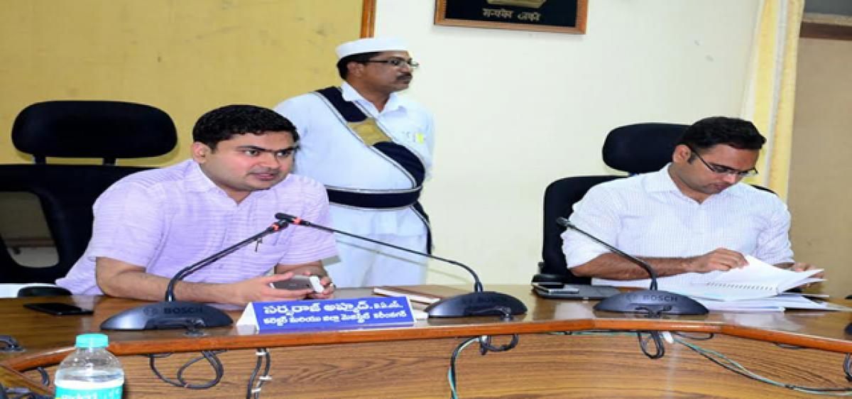 Take part in Smart City Project: Collector