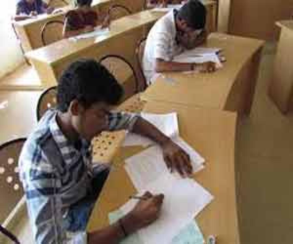 1.25 lakh candidates write Polycet
