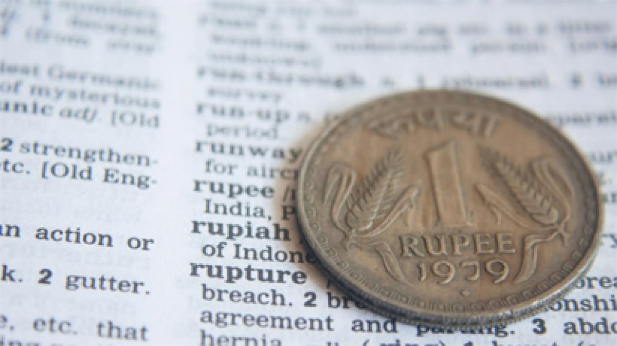 Rupee advances 10 paise against dollar in early trade