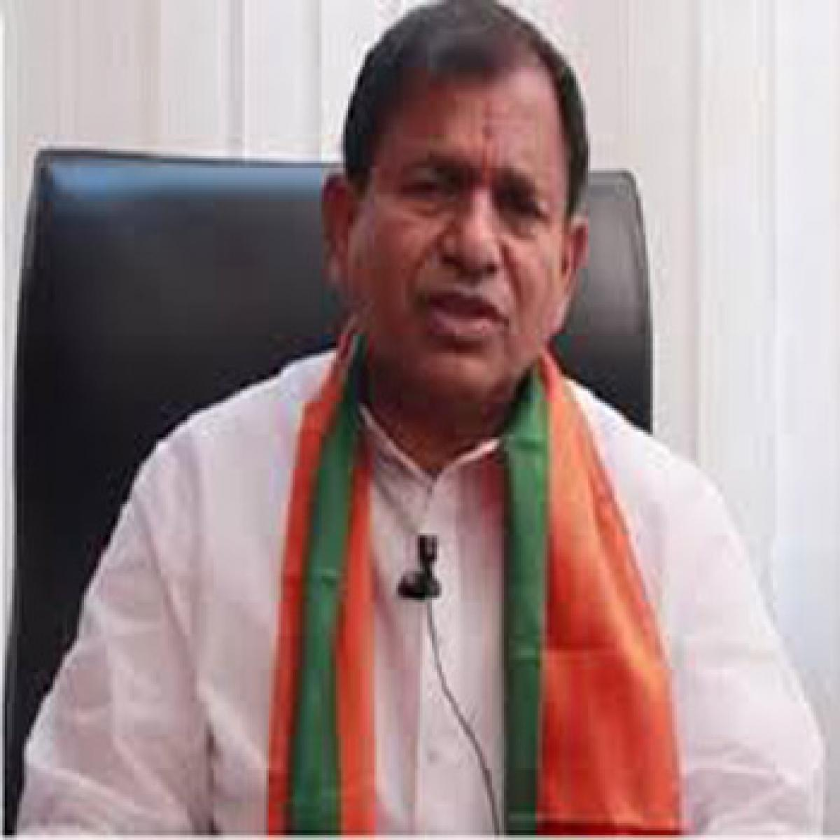 BJP critical of govt allotting meagre funds to GHMC