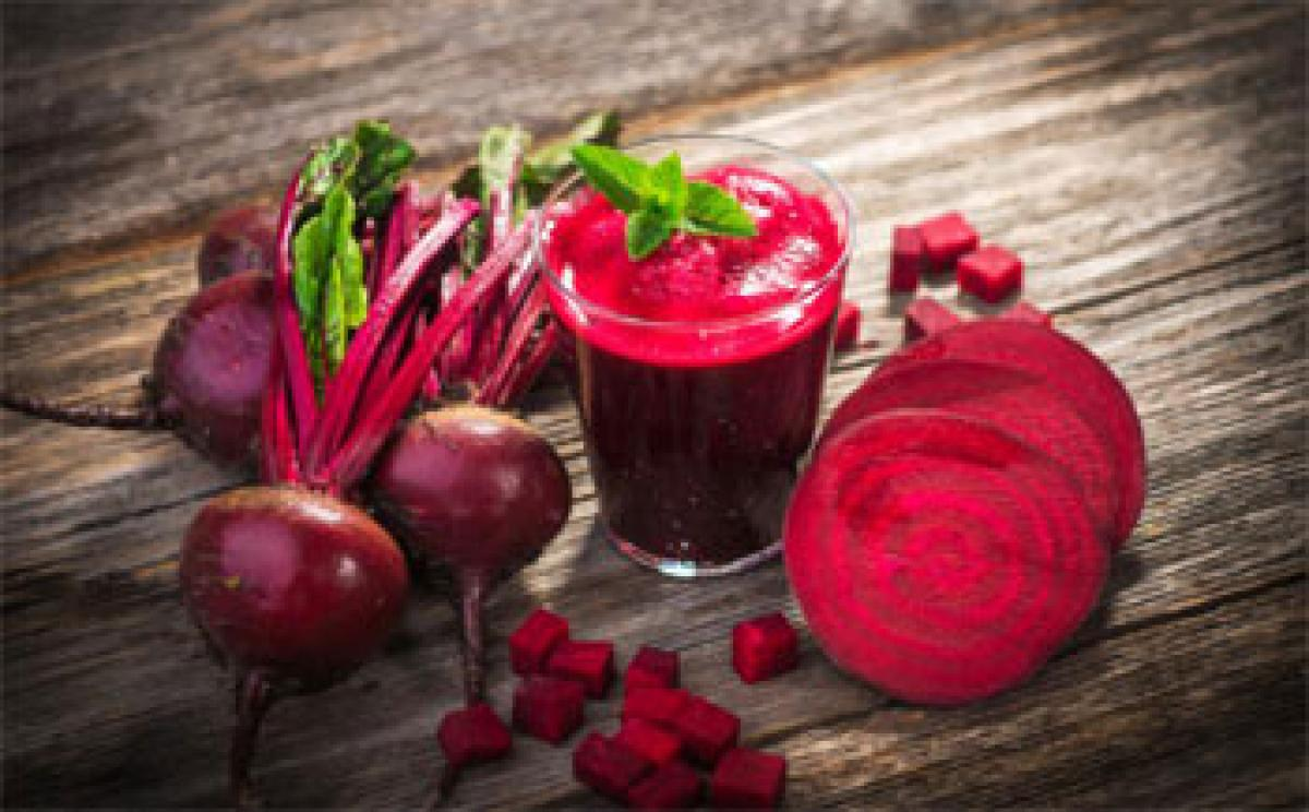 Beetroot juice can help you beat mountain sickness