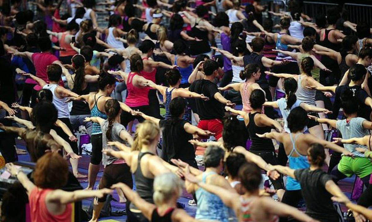 Hindus want health plans to cover yoga