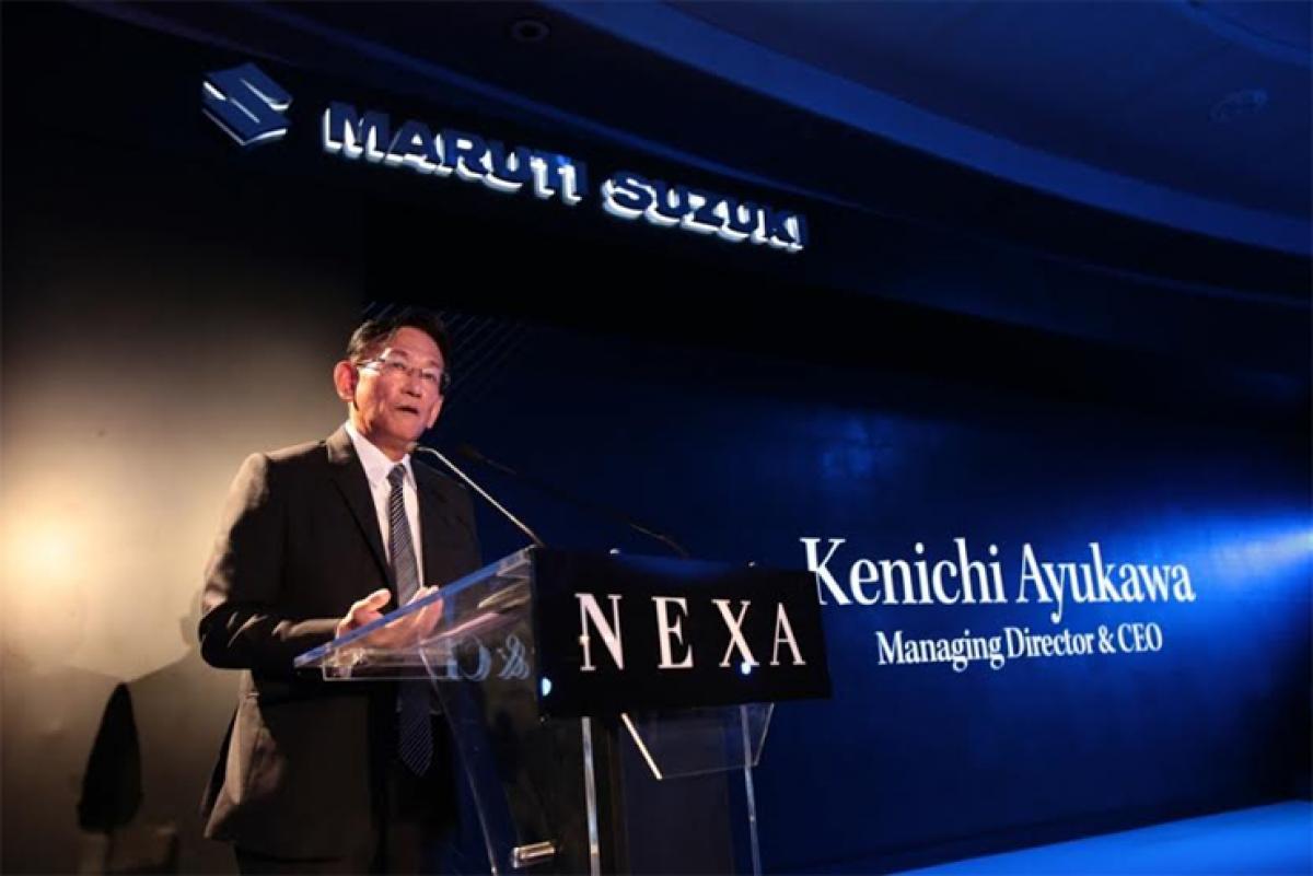Maruti Suzuki launches NEXA