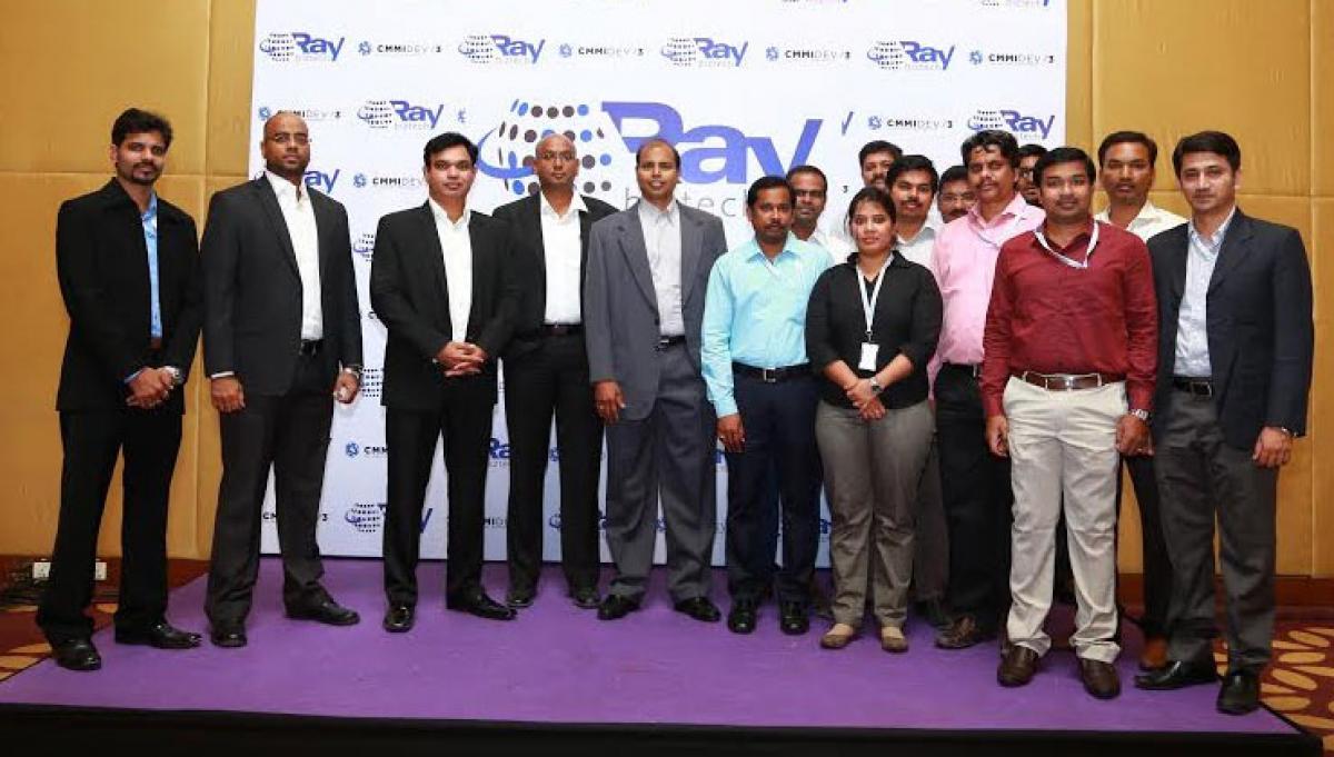 Raybiz Tech Business Pc At The Park Hotel,Raj Bhavan Road On 7th October 2015