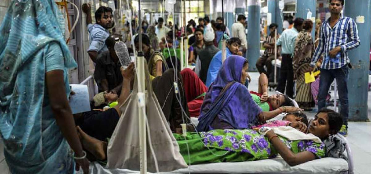 Morbidity rate weighs down Telangana