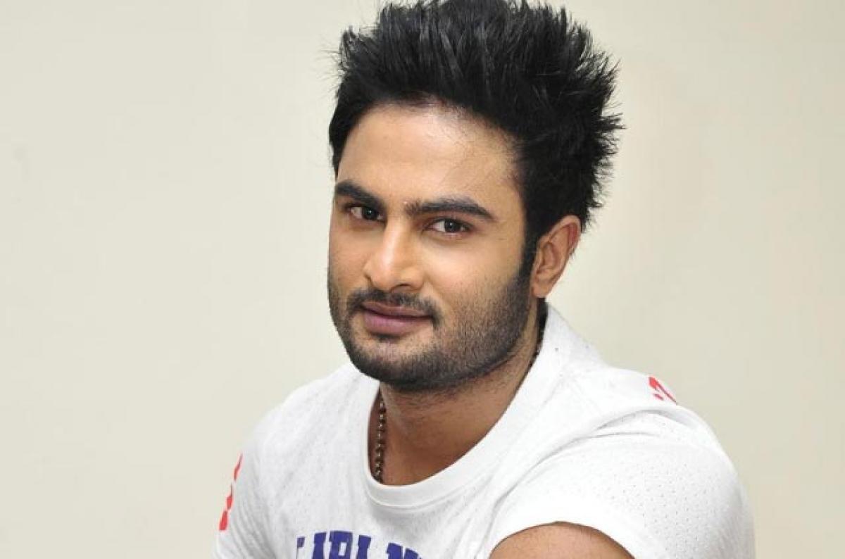 Sudheer Babu to work with debutant again!