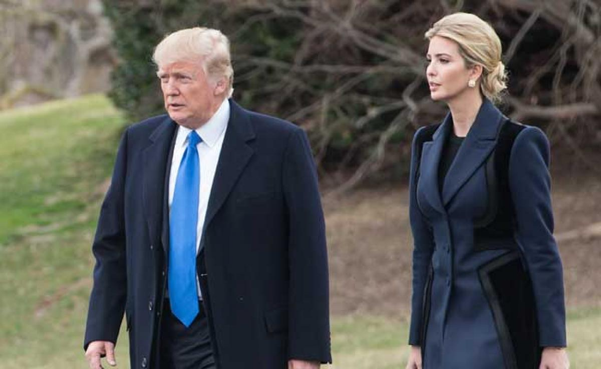 Donald Trump Attacks Retailer Nordstrom For Dropping Daughter Ivanka
