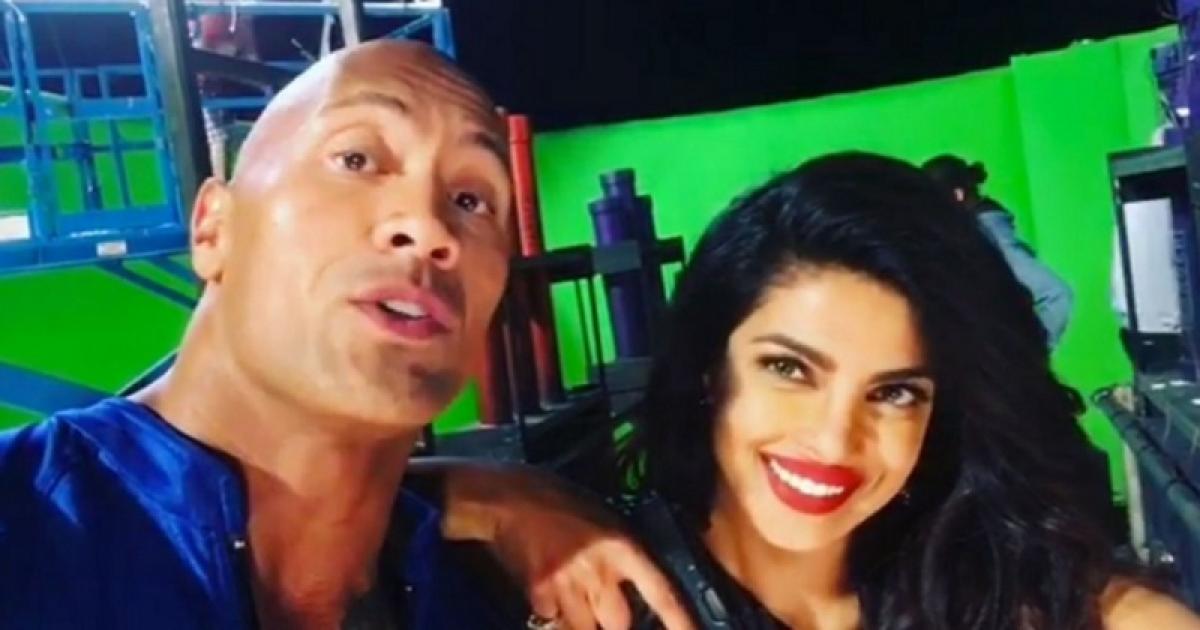 Dwayne Johnson an inspiration for everyone: Priyanka Chopra