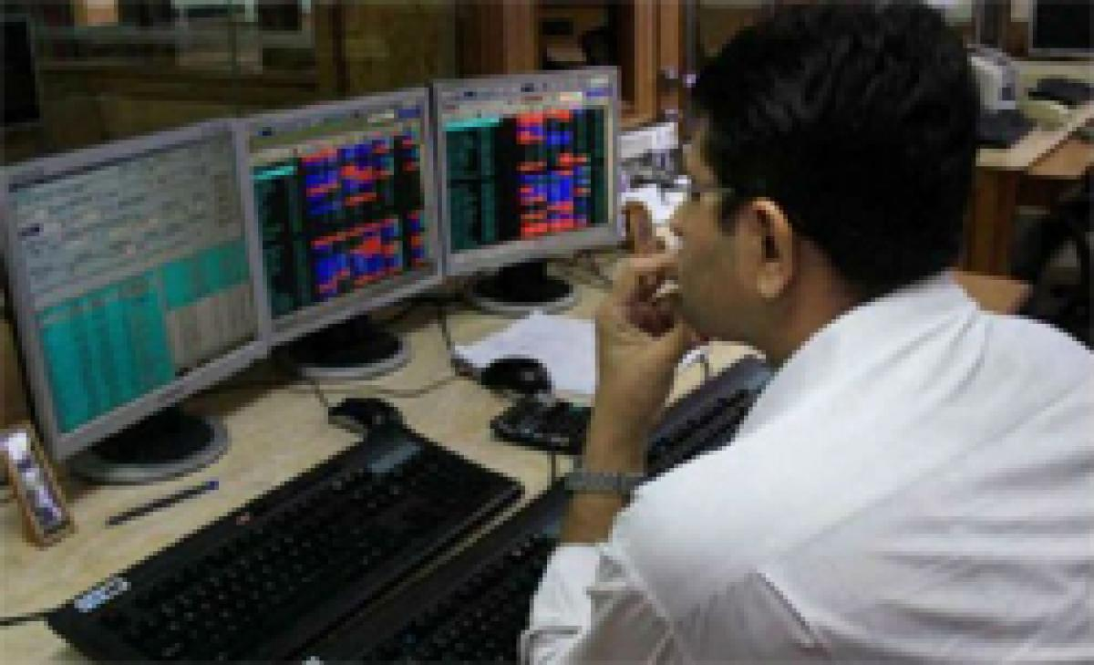 Markets continue to rule firm for 2nd week, Sensex up by 859 points